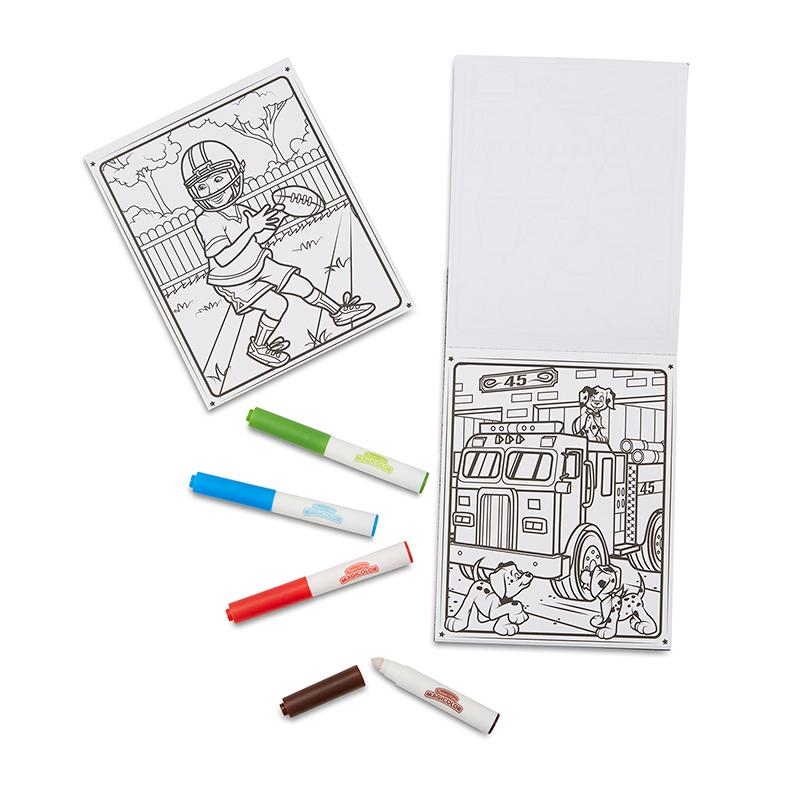 Magicolor - On the Go - Games & Adventure Coloring Pad - Happki