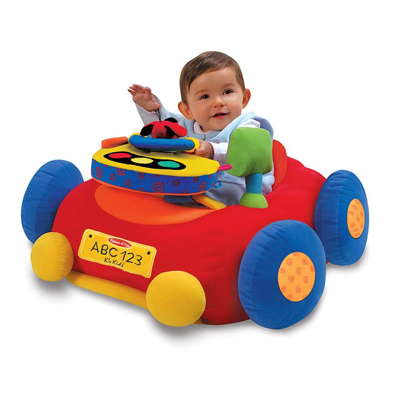 Beep-Beep & Play Activity Toy - Happki