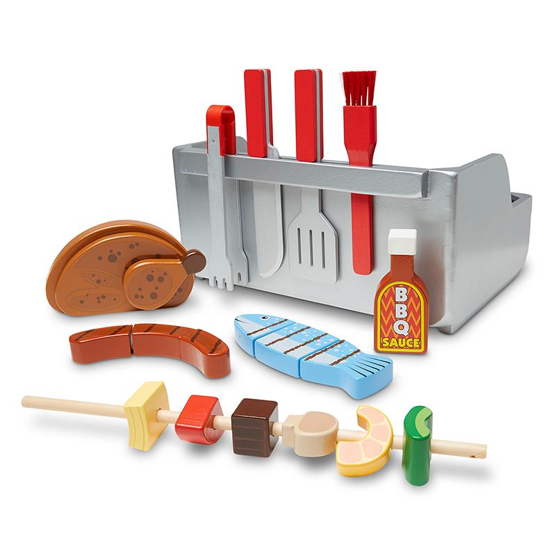 Rotisserie & Grill Barbecue Set - Happki