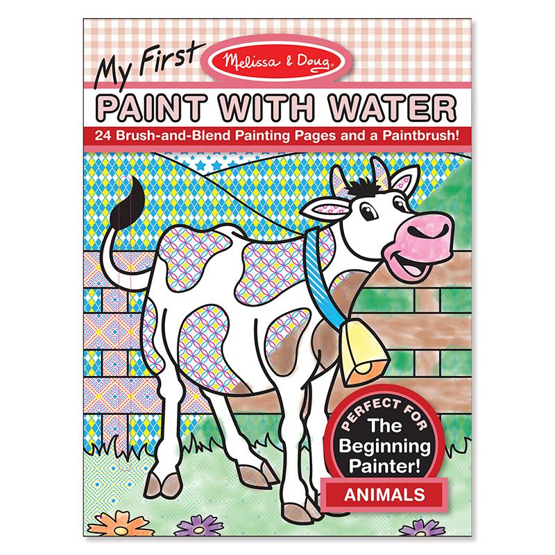My First Paint with Water - Animals - Happki