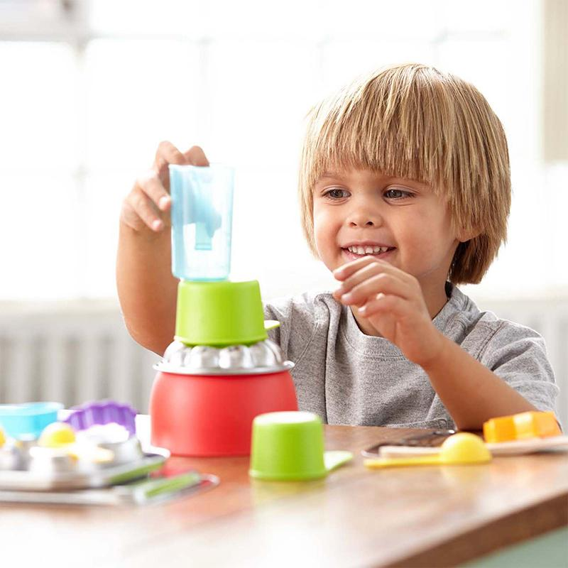Let's Play House! Baking Play Set - Happki
