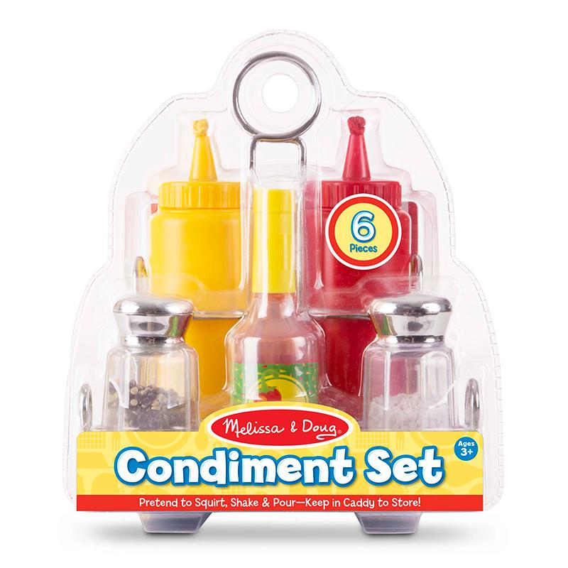Let's Play House! Condiment Set - Happki