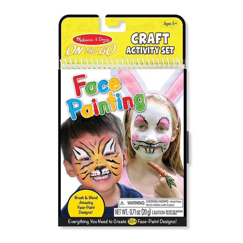 On-the-Go Crafts - Face Painting - Happki