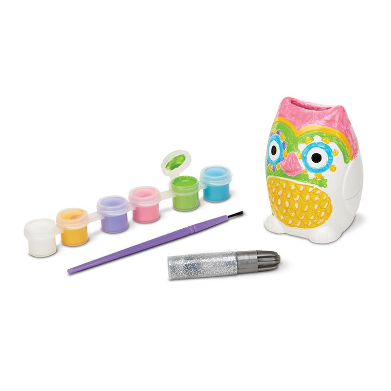 Created by Me! Owl Bank Craft Kit - Happki