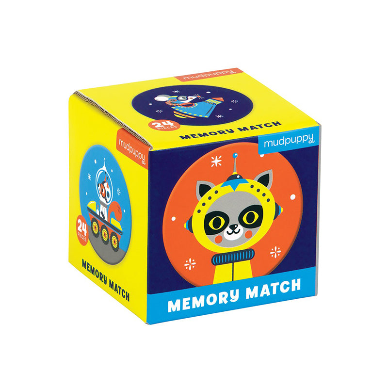 Outer Space Mini Memory Match Game - Happki
