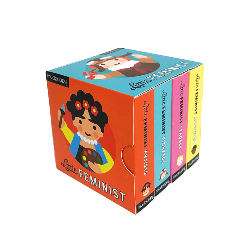 Little Feminist Board Book Set - Happki