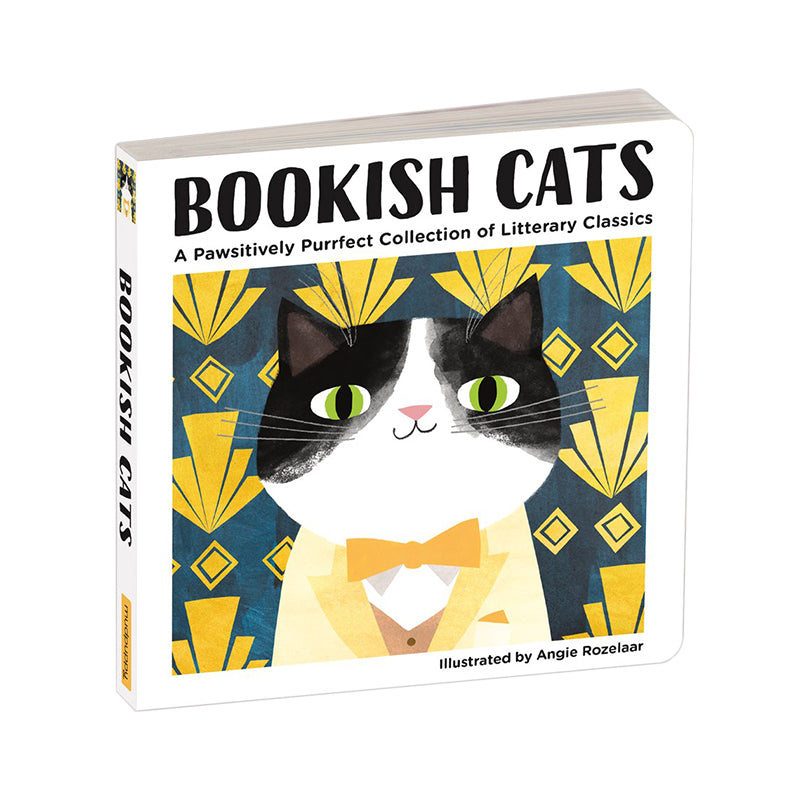 Bookish Cars Board Book - Happki