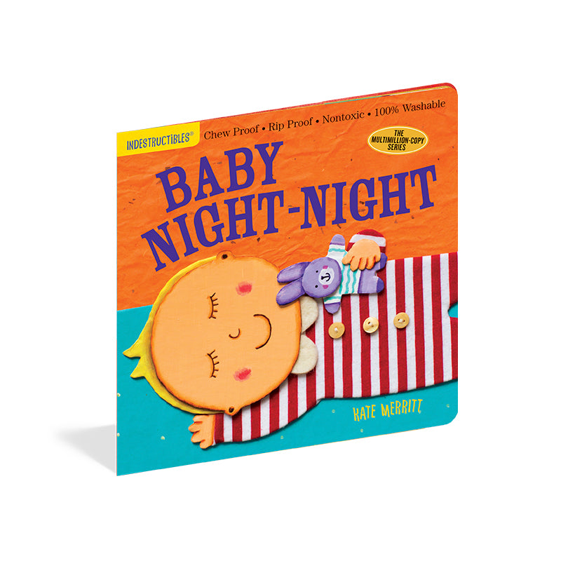 Indestructibles: Baby Night-Night - Happki
