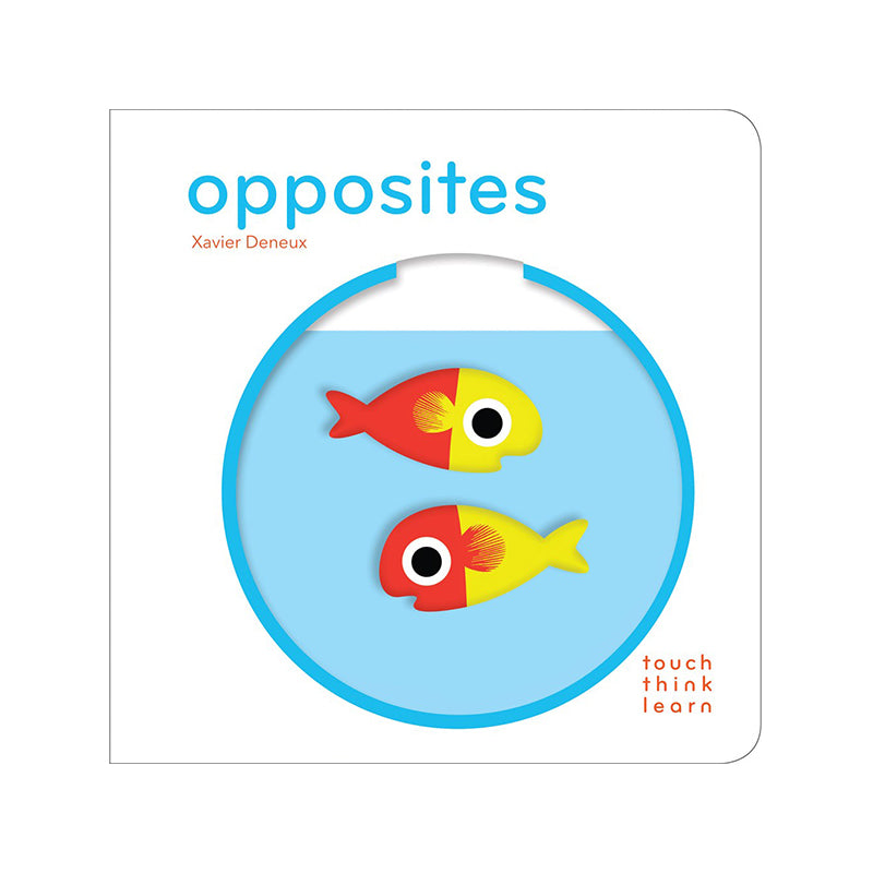 Touch Think Learn Opposites - Happki