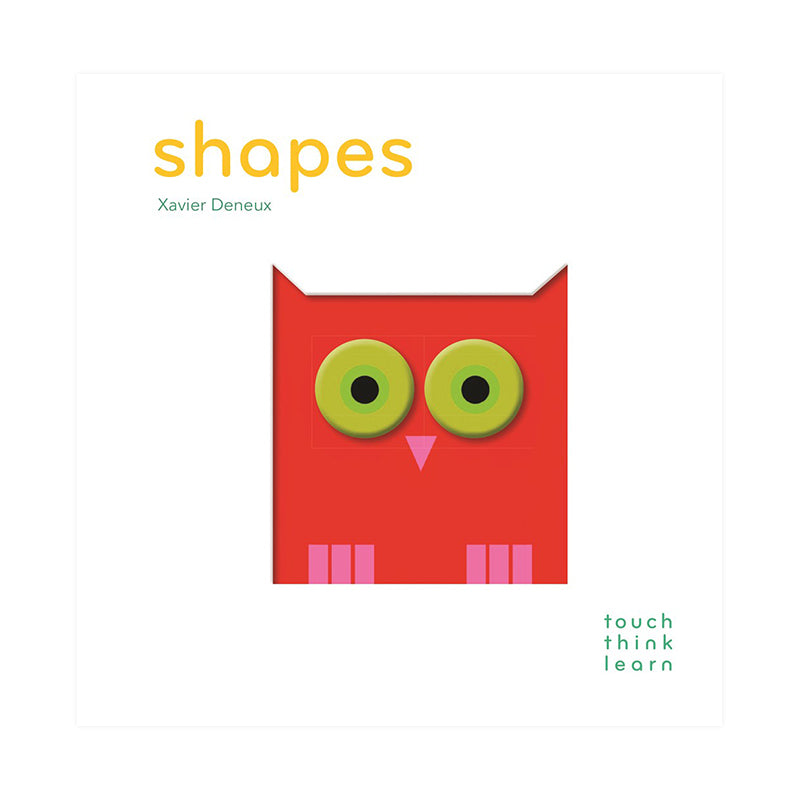 Touch Think Learn Shapes - Happki