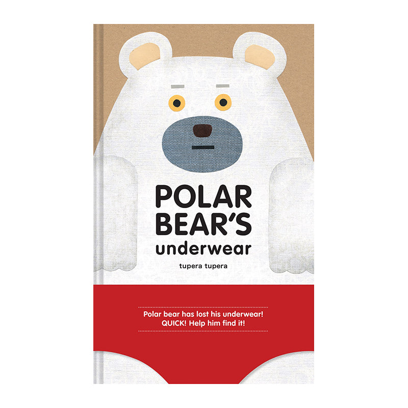 Polar Bear's Underwear - Happki