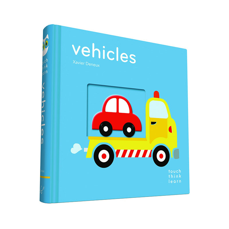 TouchThinkLearn: Vehicles - Happki
