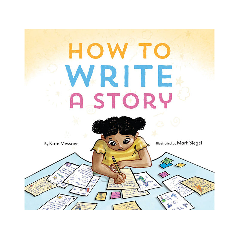 How to Write a Story - Happki