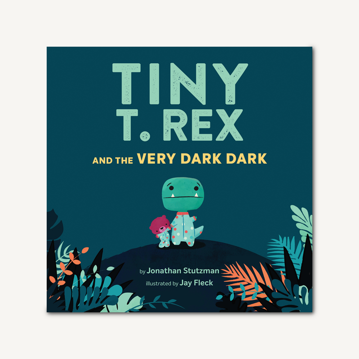 Tiny T. Rex and the Very Dark Dark - Happki