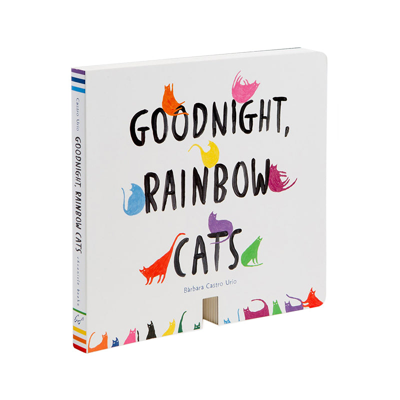 Goodnight Rainbow Cats - Happki
