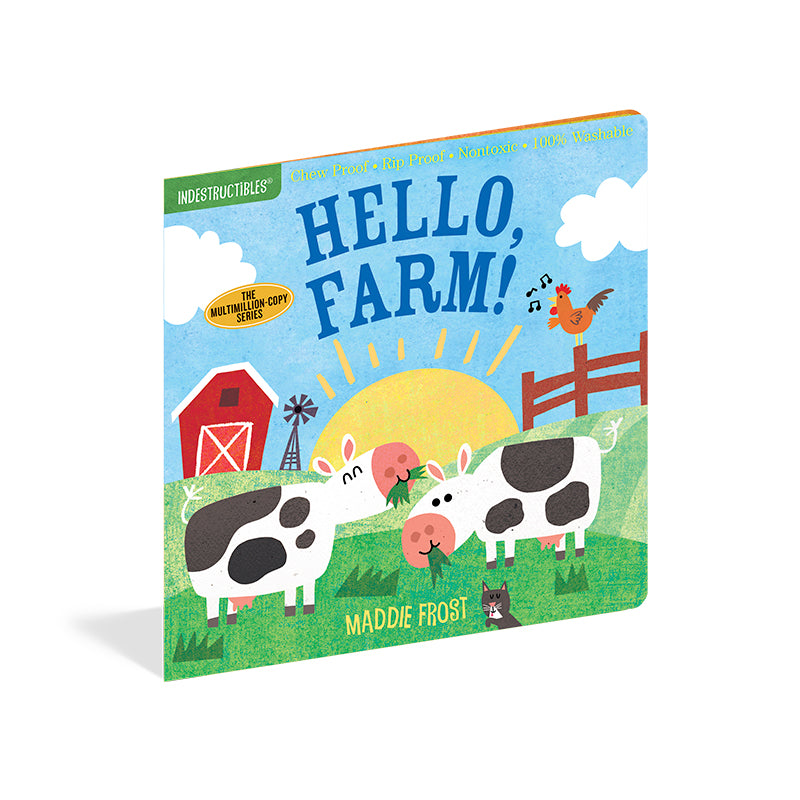 Indestructibles: Hello, Farm! - Happki