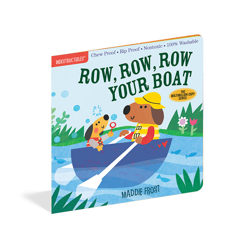 Indestructibles: Row, Row, Row Your Boat - Happki