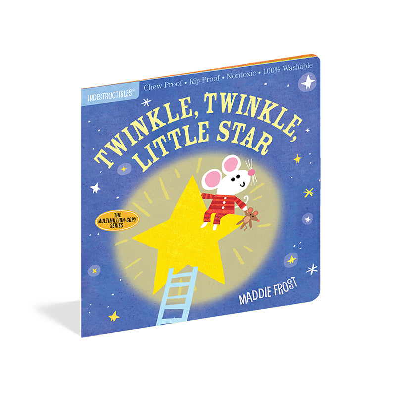 Indestructibles: Twinkle, Twinkle, Little Star - Happki