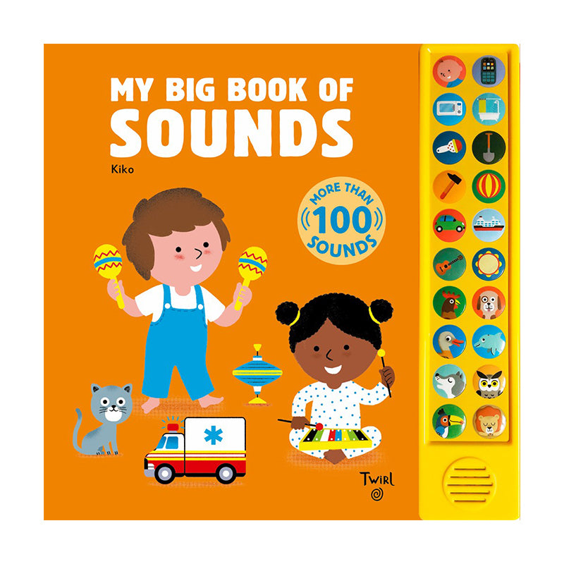 My Big Book Of Sounds - Happki