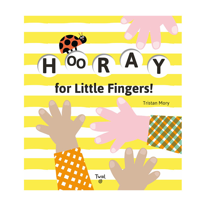 Hooray for Little Fingers! - Happki