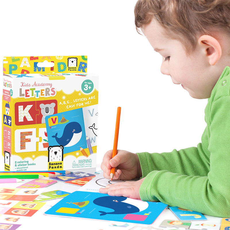 Kid Academy Letters - Happki