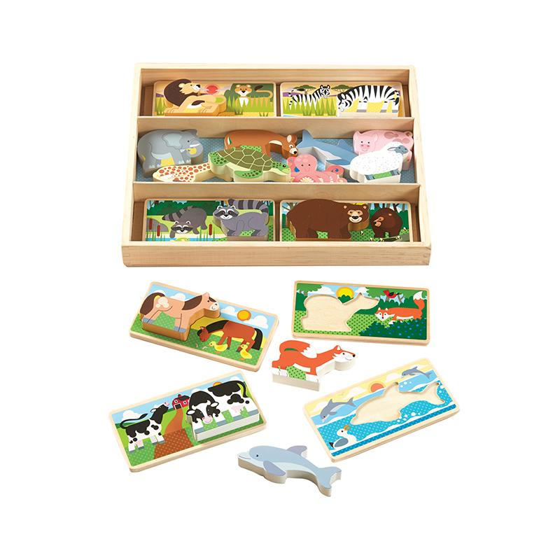 Animal Picture Boards - Happki