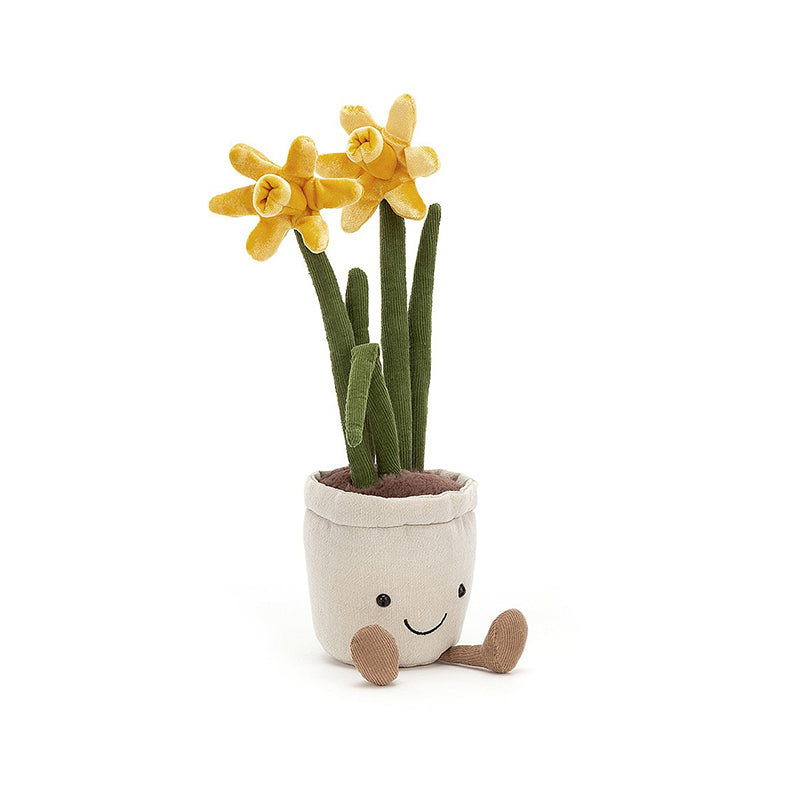 Amuseable Daffodil - Happki