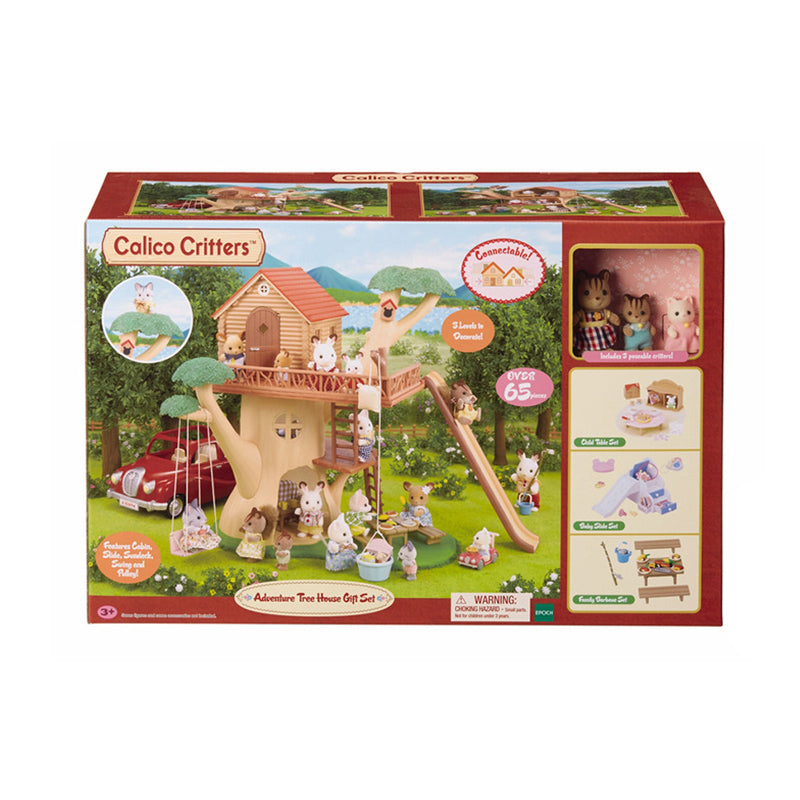 Adventure Tree House Gift Set - Happki