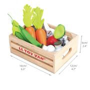 Vegetables '5 a Day' Crate - Happki
