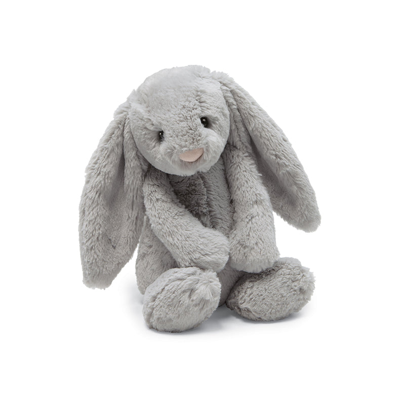 Bashful Grey Bunny - Happki