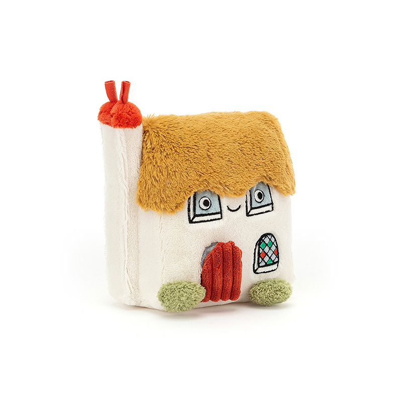 Bonny Cottage Activity Toy - Happki