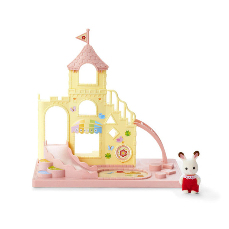 Baby Castle Playground - Happki