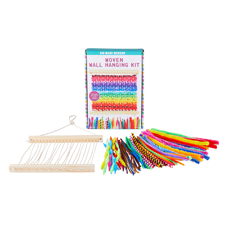 Woven Wall Hanging Kit - Happki