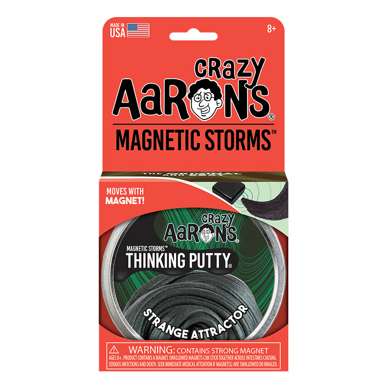 Magnetic Storms - Strange Attractor - Happki