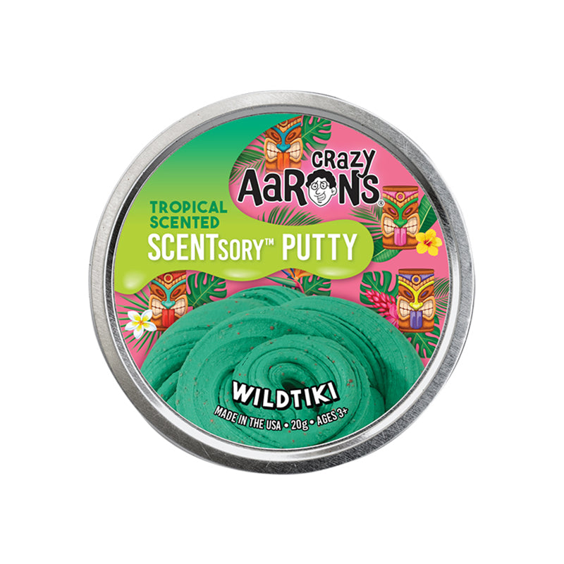 SCENTsory - Tropical - Wildtiki - Happki