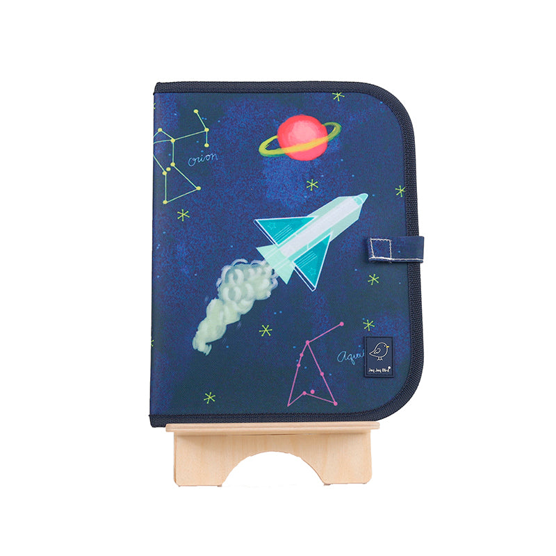 Doodle It & Go Erasable Mat - Constellations - Happki