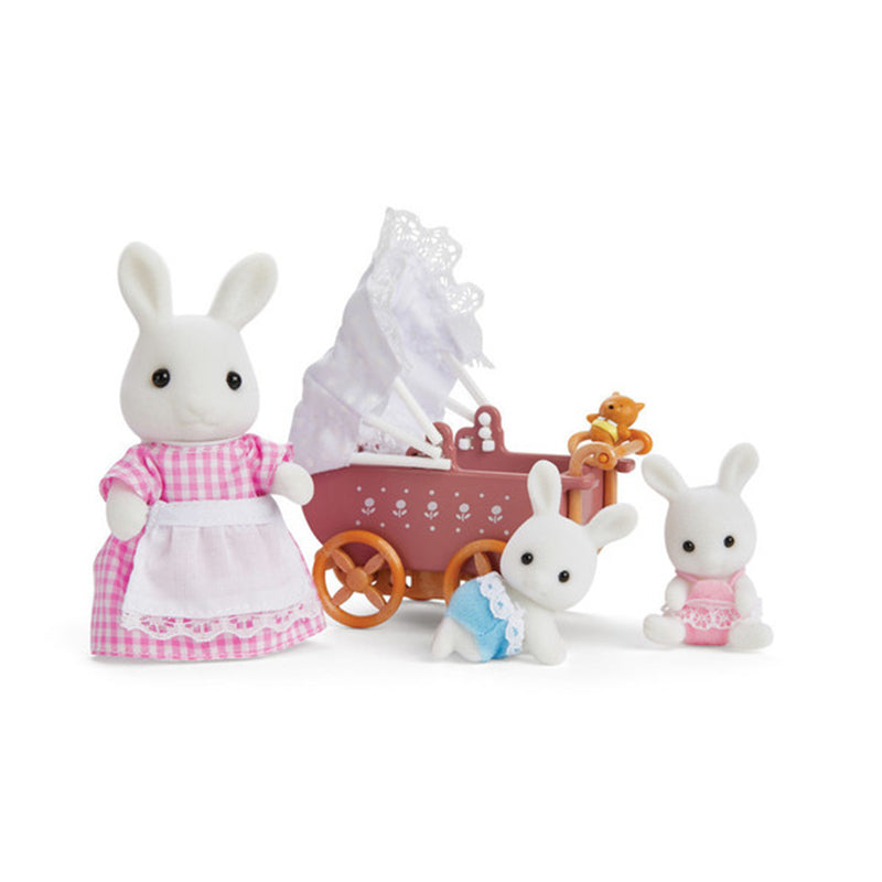 Connor & Kerri's Carriage Ride, Doll Playset - Happki