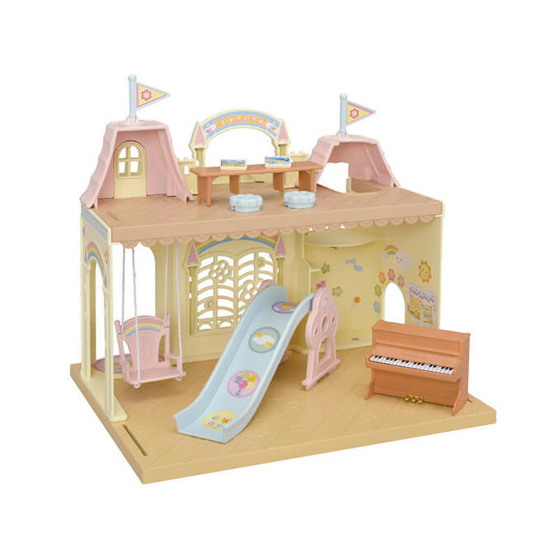 Baby Castle Nursery - Happki
