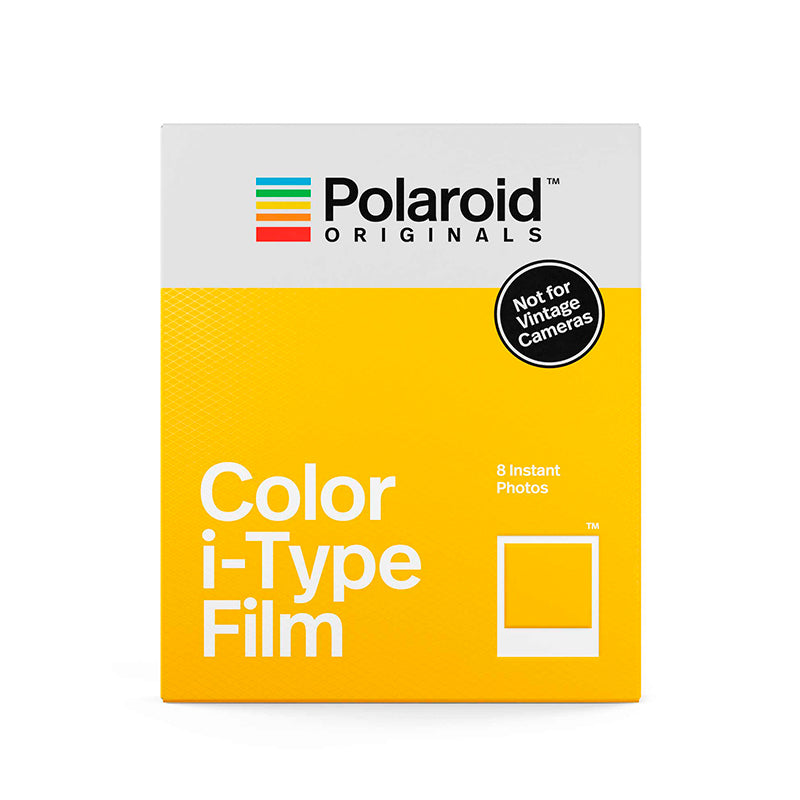 Color Film for i-Type - Happki