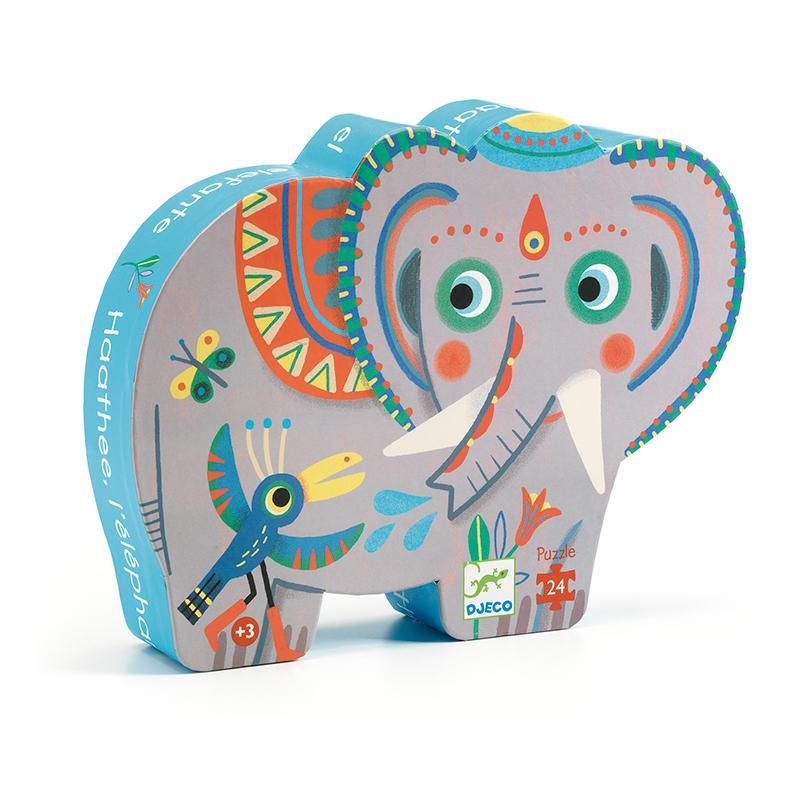 Haathee, Asian Elephant - Happki