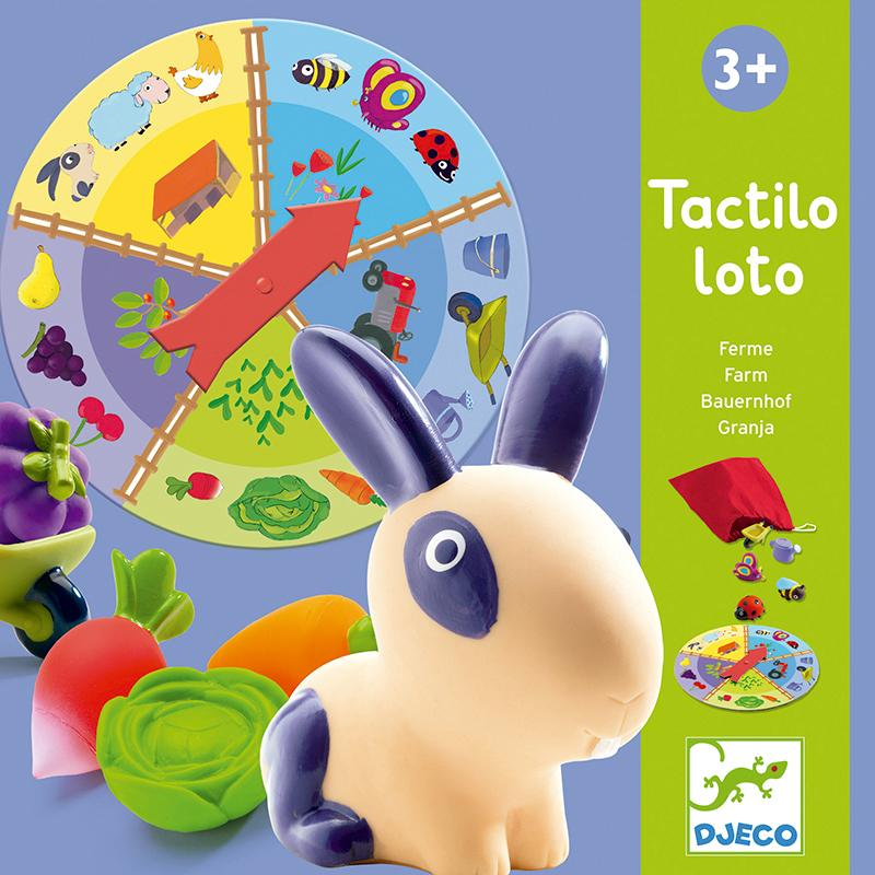 Farm Tactilo Loto - Happki