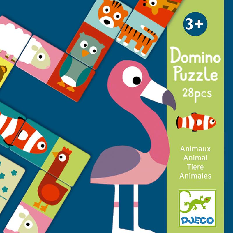 Animo Puzzle Domino - Happki