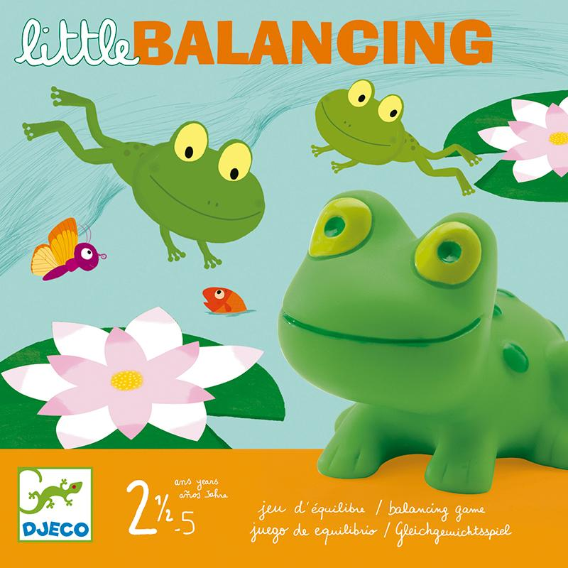 Little Balancing - Happki
