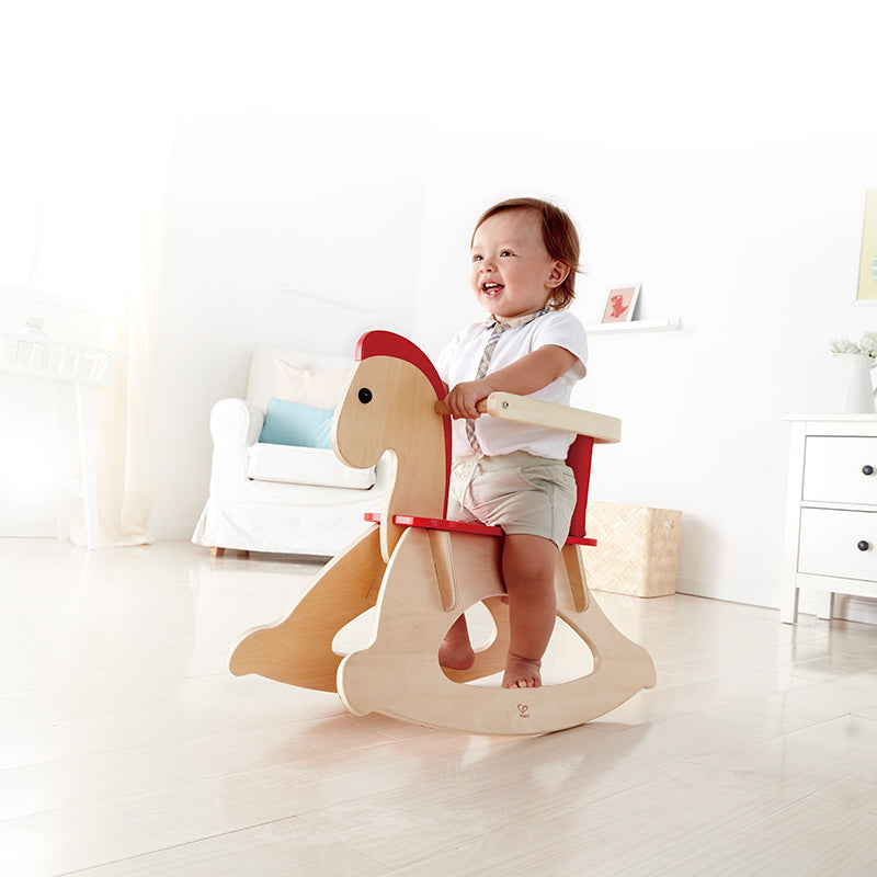 Grow-with-me Rocking Horse - Happki