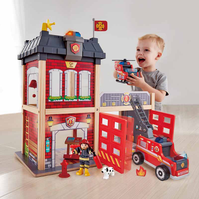 Fire Station - Happki