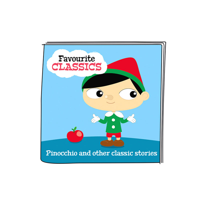Pinocchio & Other Classic Stories - Happki
