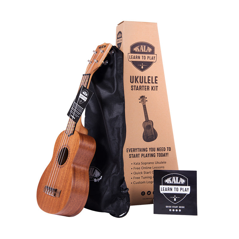 Kala Learn To Play Ukulele Starter Kit - Happki
