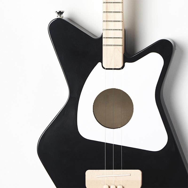 Loog Pro Acoustic Black - Happki