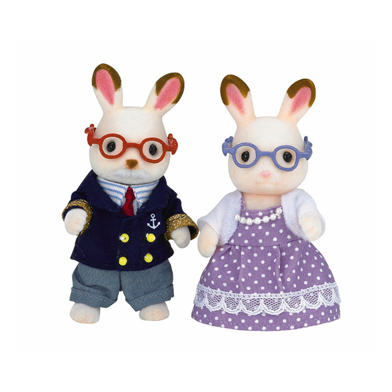 Hopscotch Rabbit Grandparents - Happki