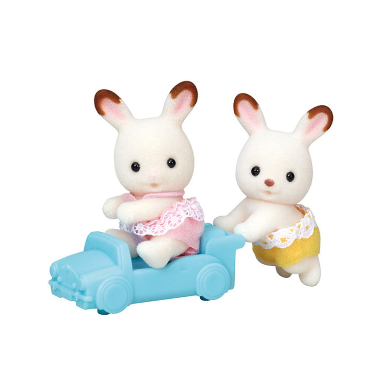 Hopscotch Rabbit Twins - Happki